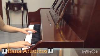 "Narcos Theme ""Tuyo"" - Rodrigo Amarante piano cover Video"