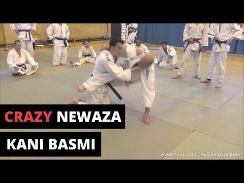 Ne-Waza Kani Basami