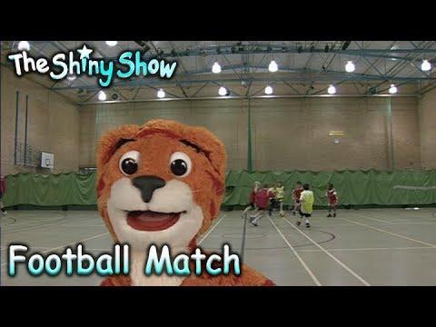 The Shiny Show | Football Match | S2E31