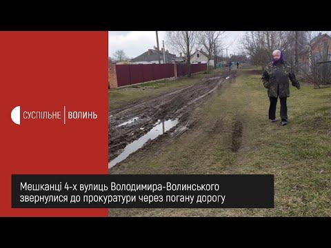 UA: ВОЛИНЬ: На Волині чиновники відзвітували про ремонт дороги, якого не було