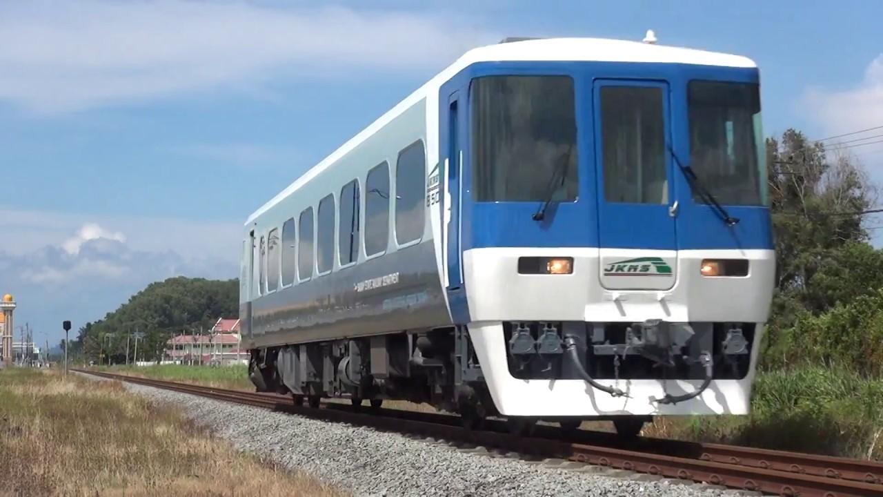 サバ州立鉄道(JKNS)-元 名鉄キハ8500系 運行状況