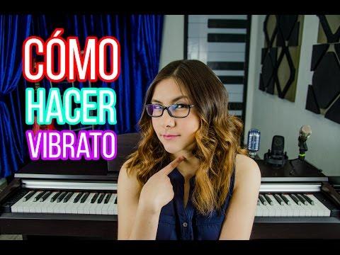 Cómo hacer VIBRATO | Clases de canto | Gret Rocha