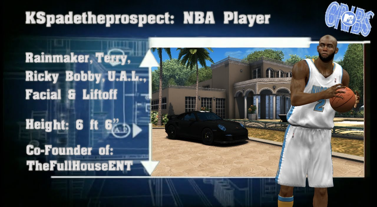 Mtv Cribs Nba 2k13 My Career The Home Of The Highlights Feat K