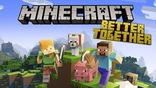 VAMOS JOGAR JUNTOS - Minecraft Better Together - Xbox One / MCPE / Switch / Windows 10