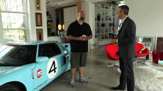 The New Ford GT - /DRIVE American Road Trip Trailer 2