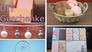 DIY GESCHENKE für Frauen | Weihnachtsgeschenke selber machen [Freundin, Mama..] Adventskalender #10