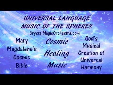 UNIVERSAL LANGUAGE - MUSIC OF THE SPHERES