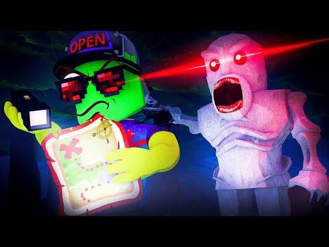 ОН ПРИХОДИТ НОЧЬЮ! РЕЙК! Выживание в СТРАШНОМ ЛЕСУ с МОНСТРОМ в Режиме The RAKE Roblox от Cool GAMES