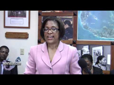 Hon Patrice Minors Premier's 100 Day Report Bermuda Feb 3rd 2011