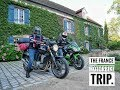 THE FRENCH MOTORBIKE TRIP-2018