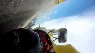Doug Peterson Formula Race Car Crash