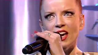 GARBAGE - STUPID GIRL (LIVE on French TV)