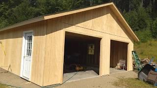 Build a Garage Ranch