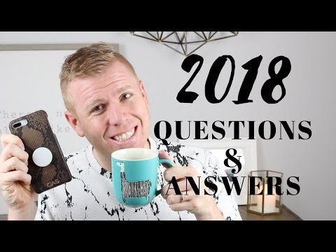 2018 Questions & Answers Get to Know Me