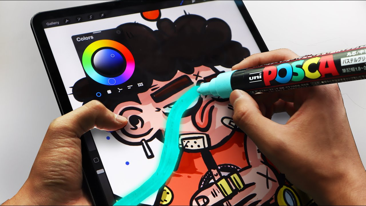 How to Draw Digital Like a PRO