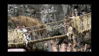 """[CRESPIAL- BFV]  """"QESWACHAKA: El puente de ichu"""" (Perú)"""