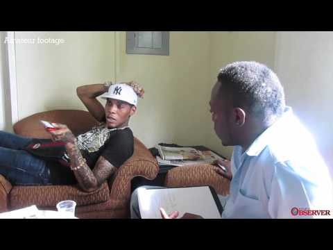 Vybz Kartel Observer interview Talks about his publicity stunts & more