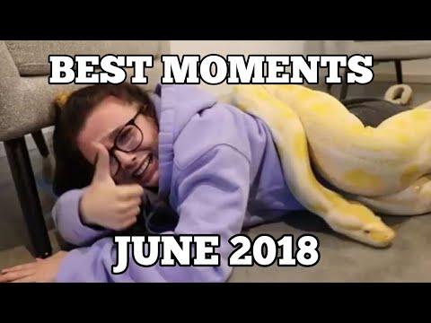 VLOGSQUAD BEST MOMENTS - JUNE 2018