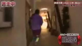 【逃走中】佐藤仁美が06TTに追われ、08TGに確保された(リクエスト) 佐藤仁美 検索動画 28