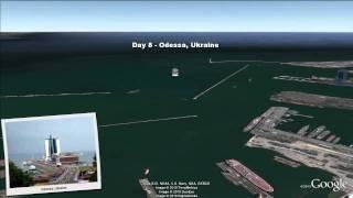 "Rotterdam video ""12 nt Black Sea Explorer Cruise"" ex Rome (Civitavecchia)"