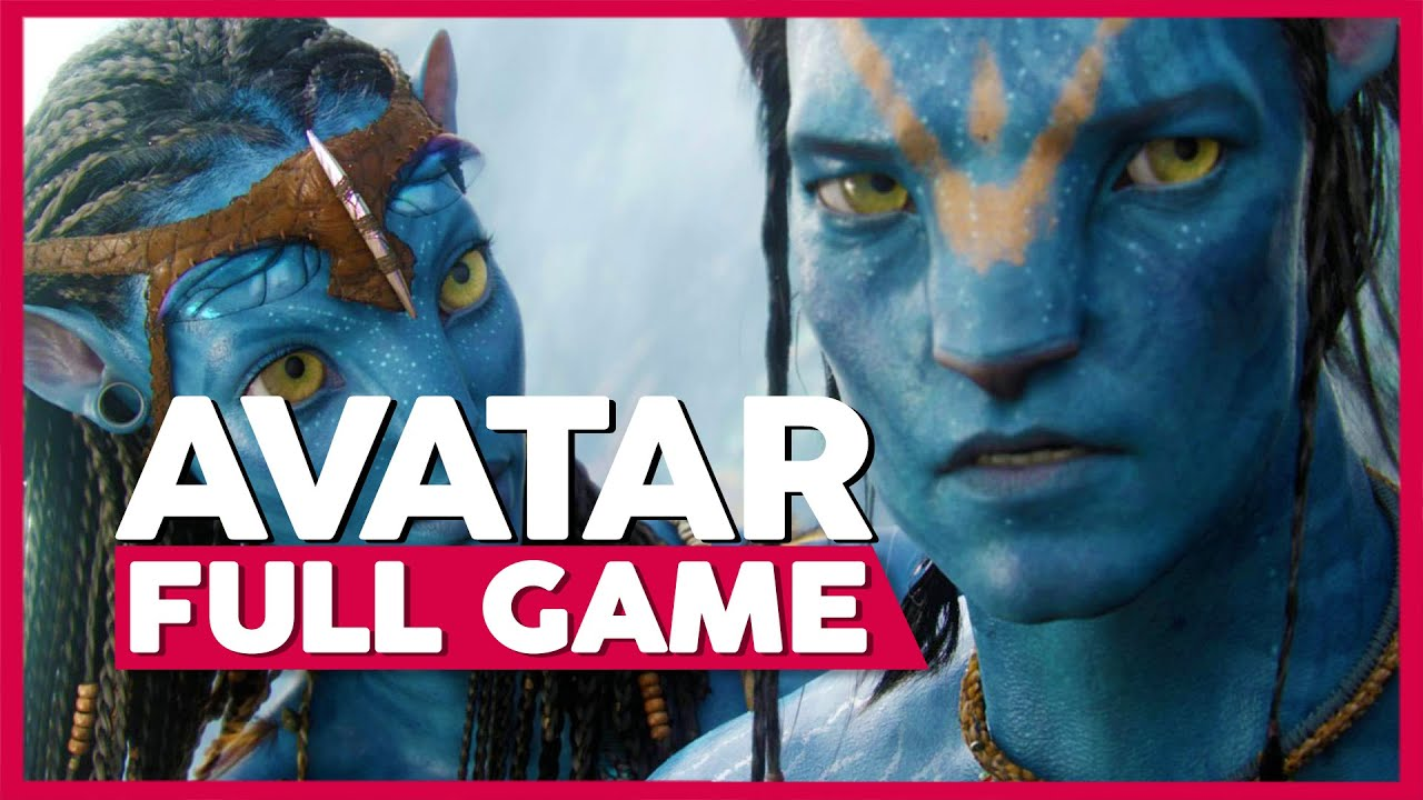 Avatar Full Game Playthrough Pc 1080p 60fps No Commentary