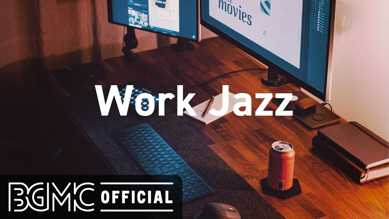 Download Work Jazz: Chill Coffee Jazz Music - Elegant Background Music for Concentration, Focus