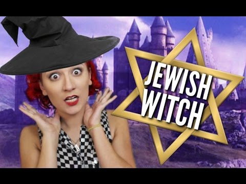 BECOMING A JEWISH WITCH! #AskBrizzy
