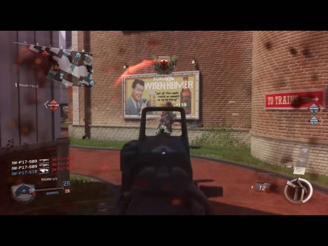 Call of Duty: Infinite Warfare (видео)