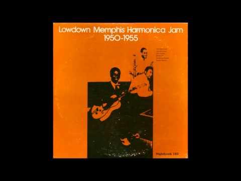 Blues - Lowdown Memphis harmonica jam 1950 - 1955
