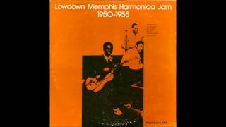 Blues - Lowdown Memphis harmonica jam 1950 - 1955