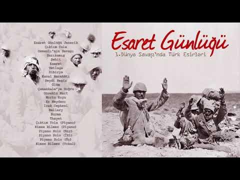 Ediz Hafızoğlu - Esaret  (Official Audio)