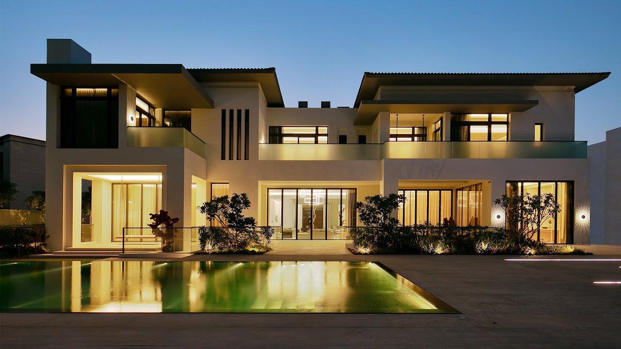 Custom-built Mansion Villa in Dubai Hills Estate