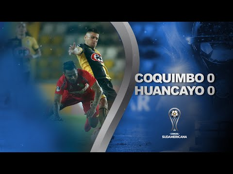 Coquimbo Sport Huancayo Goals And Highlights