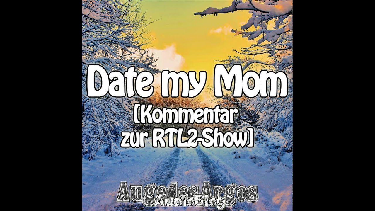 Date My Mom Rtl2