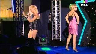 Pandora Feat Stacy Why Magistral MuzTV FanZone Jurmala 2011