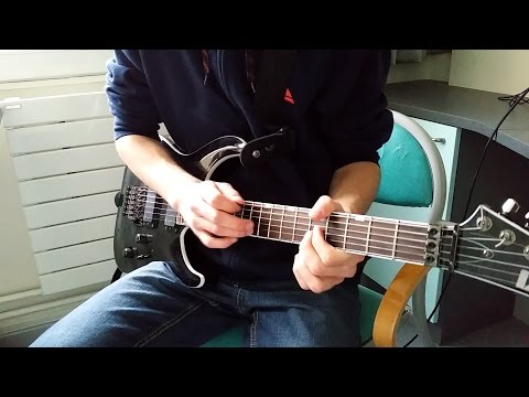 Amon Amarth - Back On Northern Shores Full Guitar Cover [HD]