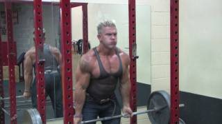 Andy Haman Curls MASSIVE Weight