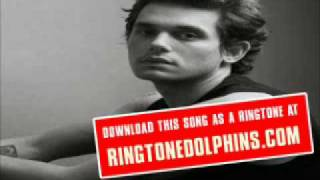 JOHN MAYER - YOUR BODY IS A WONDERLAND + Lyrics HD
