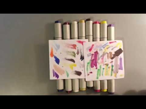 Throwing away Markers? Artist Loft Final Review
