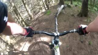 mountain bikers are awesome