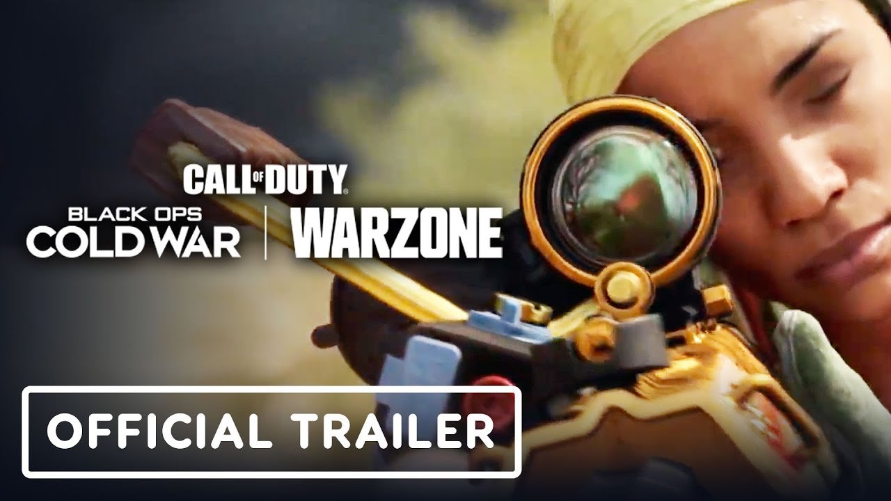 Call of Duty: Black Ops Cold War & Warzone - Official Season 4 Battle Pass Trailer - IGN thumbnail