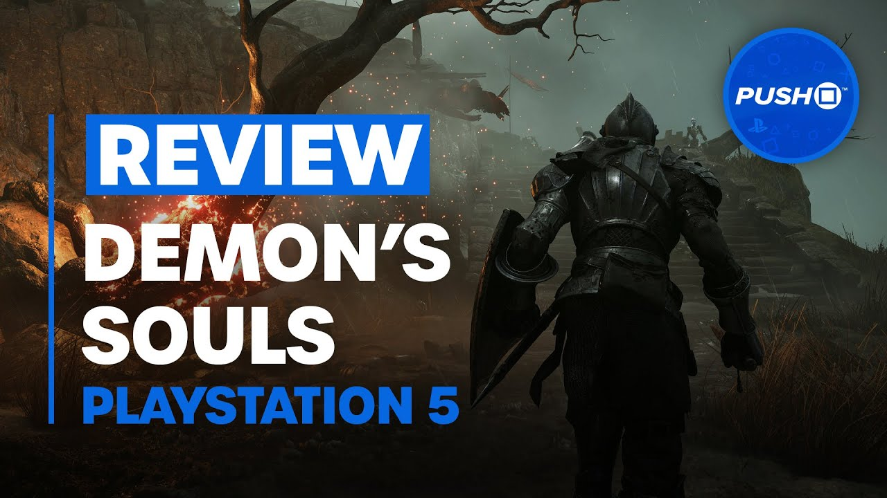 DEMON'S SOULS PS5 REVIEW: The Best PlayStation Launch Game