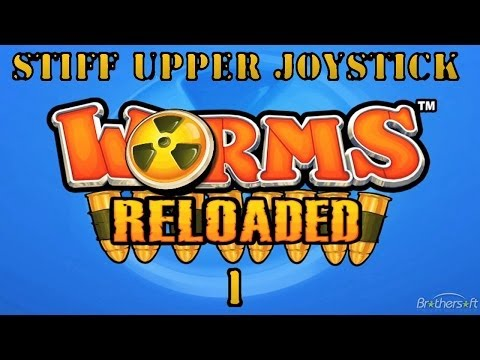 Let's Play Worms Reloaded: Get your worm on |