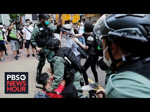 PBS NewsHour: What China's move to crack down on Hong Kong means for city's autonomy