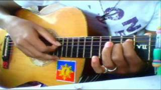 Aking Pagmamahal (fingerstyle)