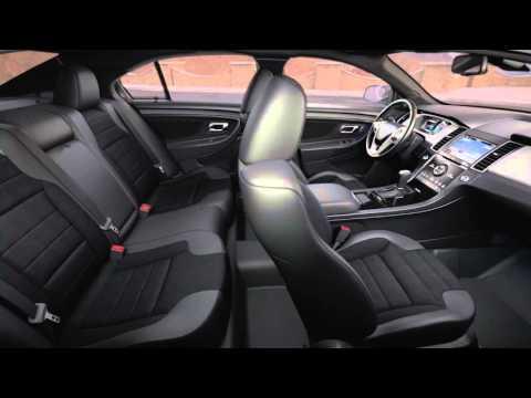 Spradley Barr Ford >> 2016 Taurus SHO Interior - YouTube