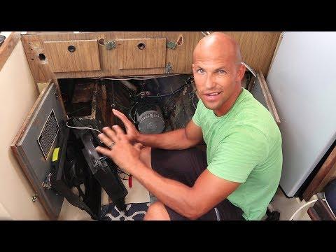 Electric motor testing | 28 | Sailing Saoirse