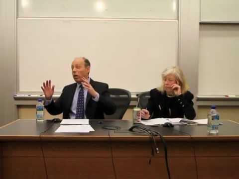 Part 1 of 5: Paul Campos & Deborah Rhode - Inside the Law School Scam (3/5/12)