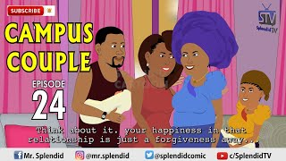 CAMPUS COUPLE EP24, THEVRESOLUTION (Splendid TV Cartoon)