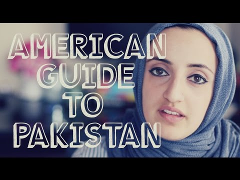 American Guide To Pakistan